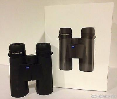 Zeiss 10x42 Conquest HD Binocular with LotuTec Protective Co