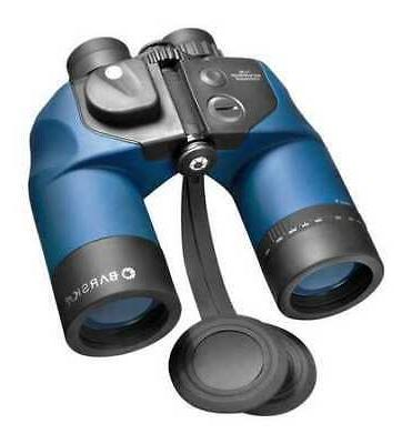 BARSKA Binocular,Boating,Porro,Mag