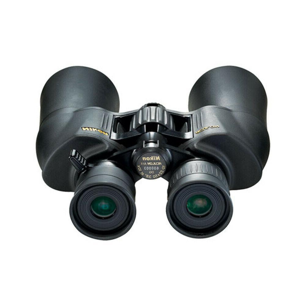 Nikon Aculon Binoculars Black Pen, Cloth, Tripod