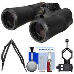 Nikon Aculon A211 10x50 Binoculars with Case with Harness St