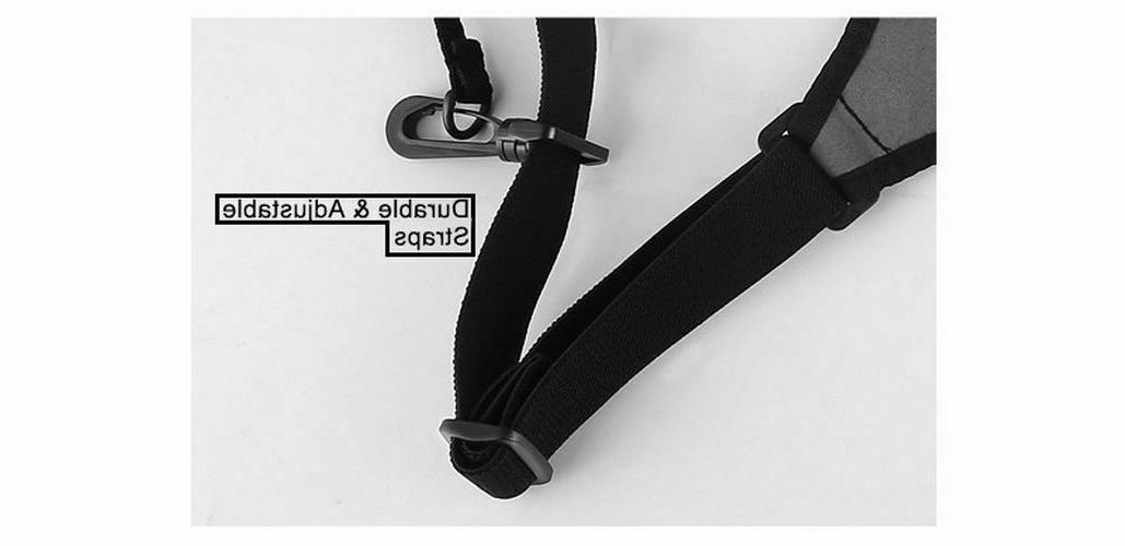 Adjustable Harness - Great For Cameras And