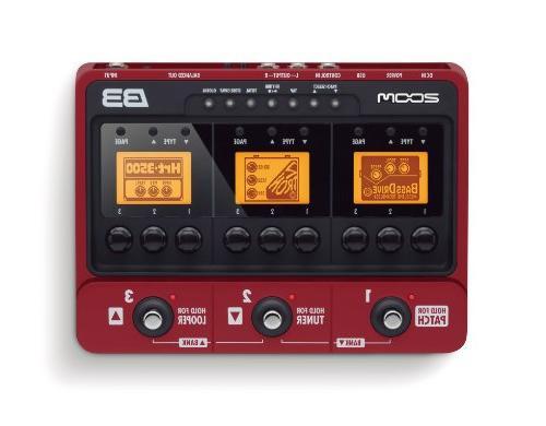 Zoom Guitar Multi Amplifier