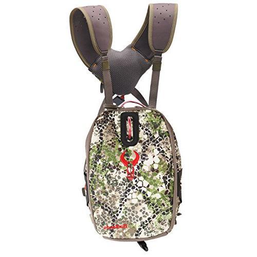 Badlands Backpack Bino Z Zippered Binocular Case Approach Ca