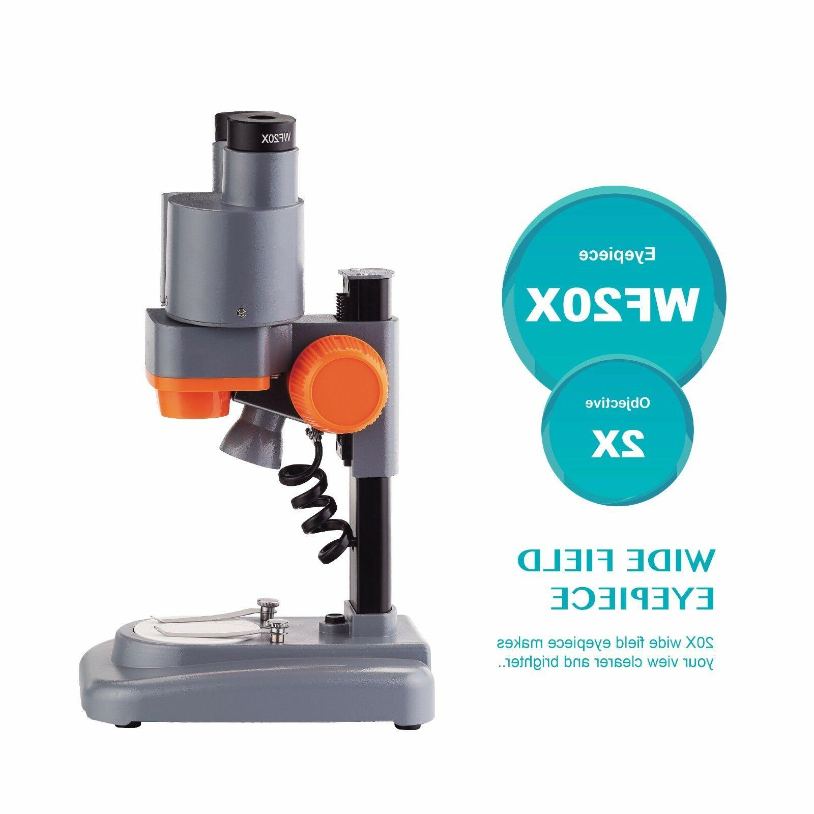 Binocular 40X Microscope Solder Repair