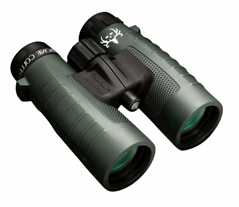 Bushnell Binocular Bundle: Trophy XLT 10x42 Binoculars  + De