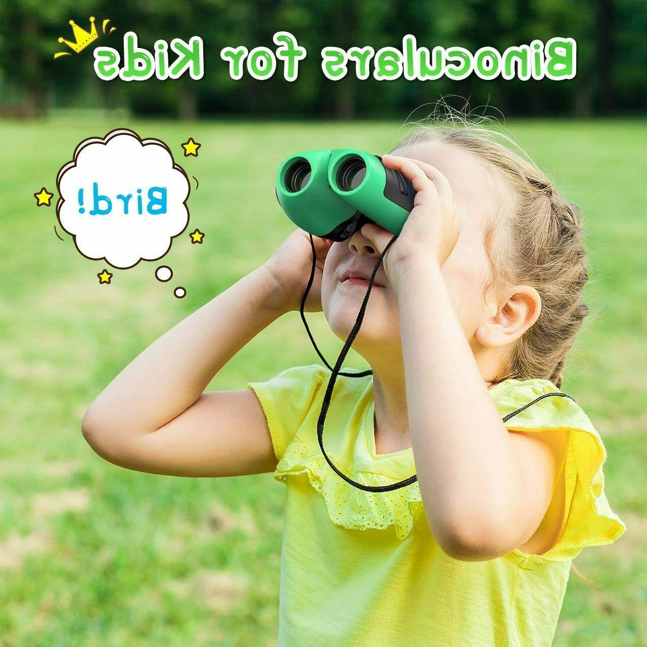 Binocular for Compact Shockproof Toys