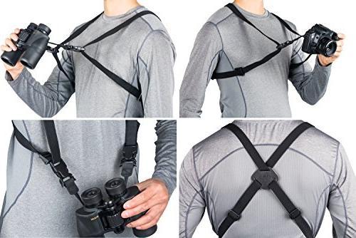 Think Ergo Binocular Harness Strap - Universal, All Sling