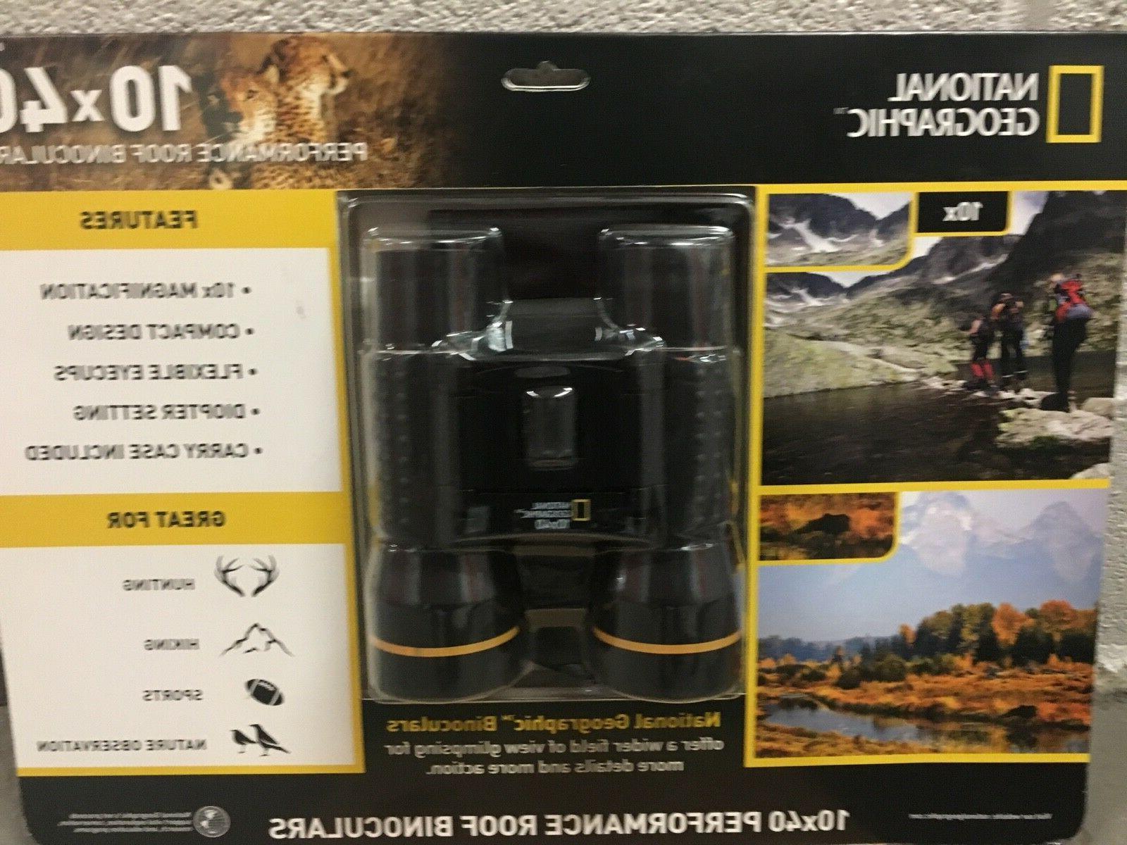 National Binoculars Performance Roof Binoculars