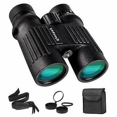 binoculars 10x42 hunting binocular waterproof neck strap