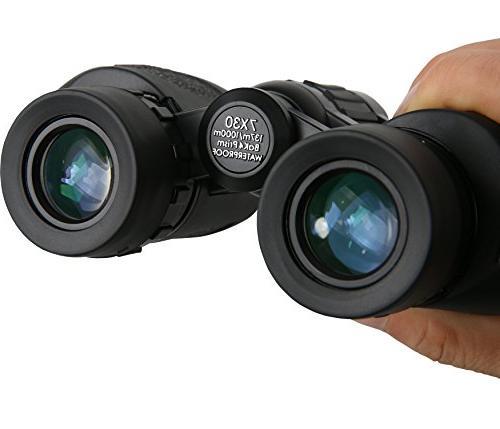 Binoculars,7x30 FMC Porro