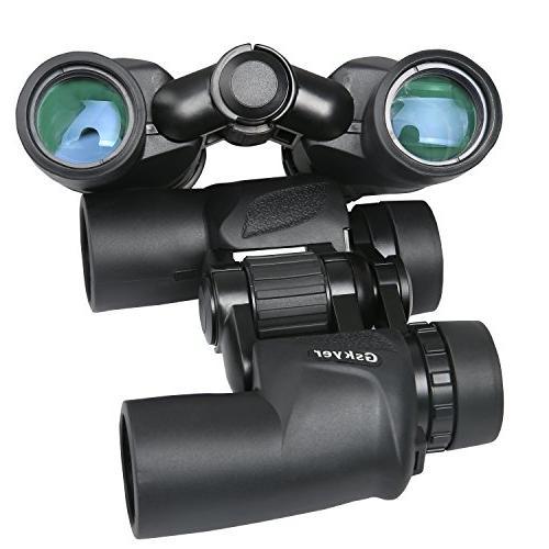 Binoculars,7x30 FMC Porro Binoculars