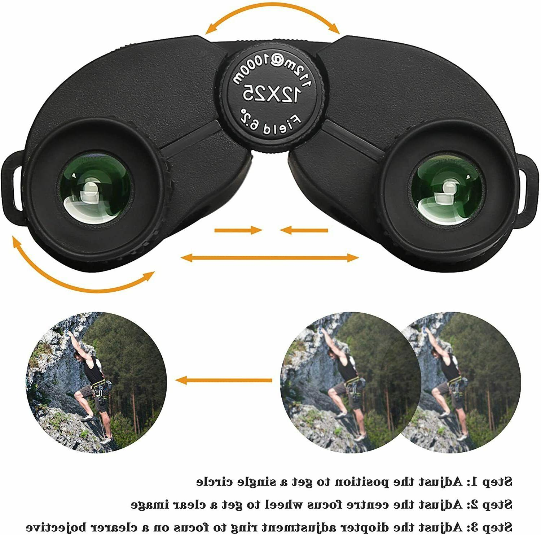 Binoculars, for and Kids, Compact