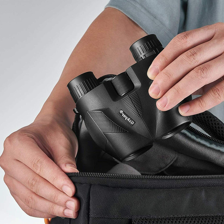 Binoculars, Adults and 12x25 Binoculars