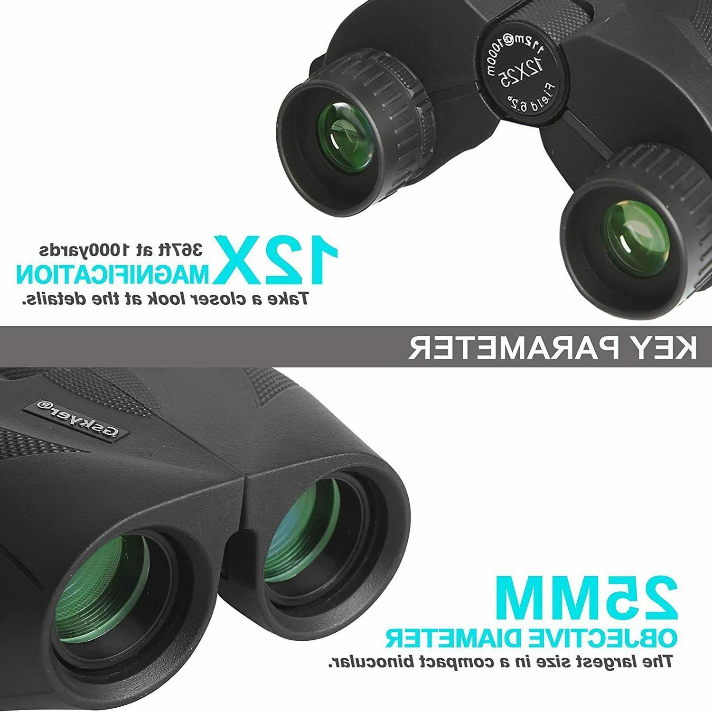 Binoculars, Adults and Binoculars