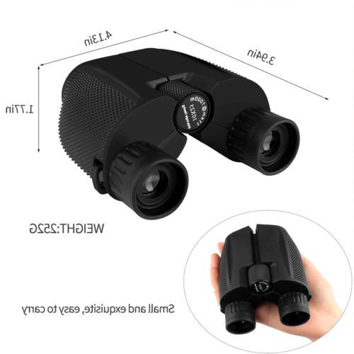 Binoculars for Adults/Kids Folding Weak Light Night