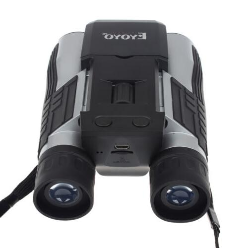 HD Camera Binoculars Video for
