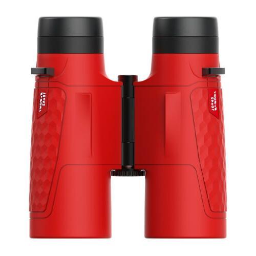 Binoculars SVBONY 10x42mm Fixed-Focus Telescope for football