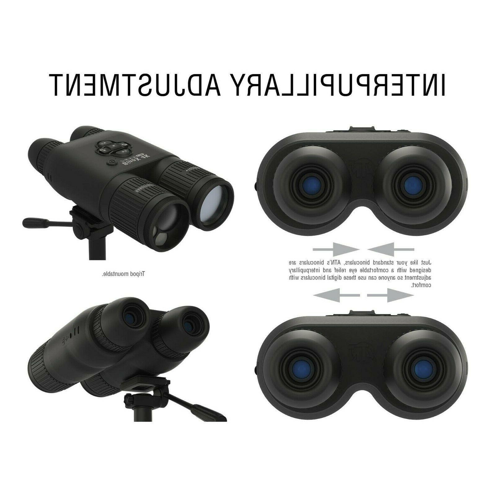 ATN Laser range finder, HD