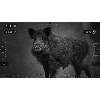 ATN Smart Ultra HD Binoculars Laser Rangefinder