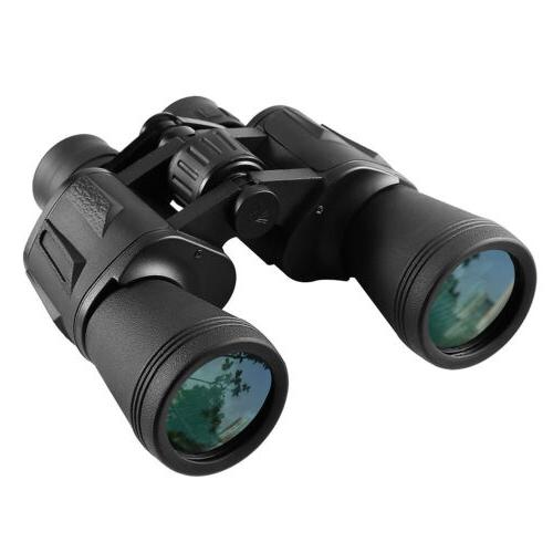 10X50 Outdoor Night Hiking Hunting Wide Angle Binoculars