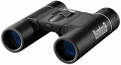 Bushnell 12x25 Folding Prism Binocular Black