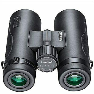 Bushnell DX 10x42mm Binocular, Black Outdoors