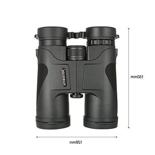 Roof Telescope Scope Professional Telescope - Black