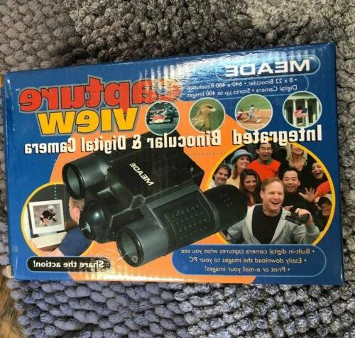 capture and view binocular and digital camera