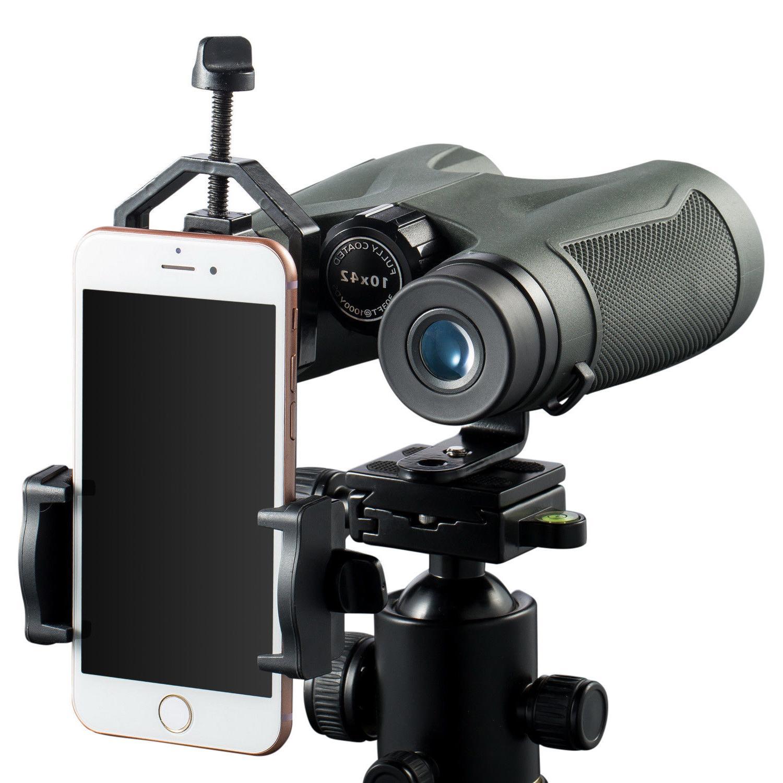 Cell Clip Adapter Binoculars Monocular Assessories