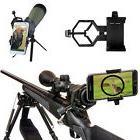 Cell Phones Camera Adapter Telescope Binocular Holder Spotti