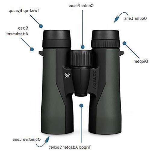 Vortex Optics Prism Binoculars 12x50
