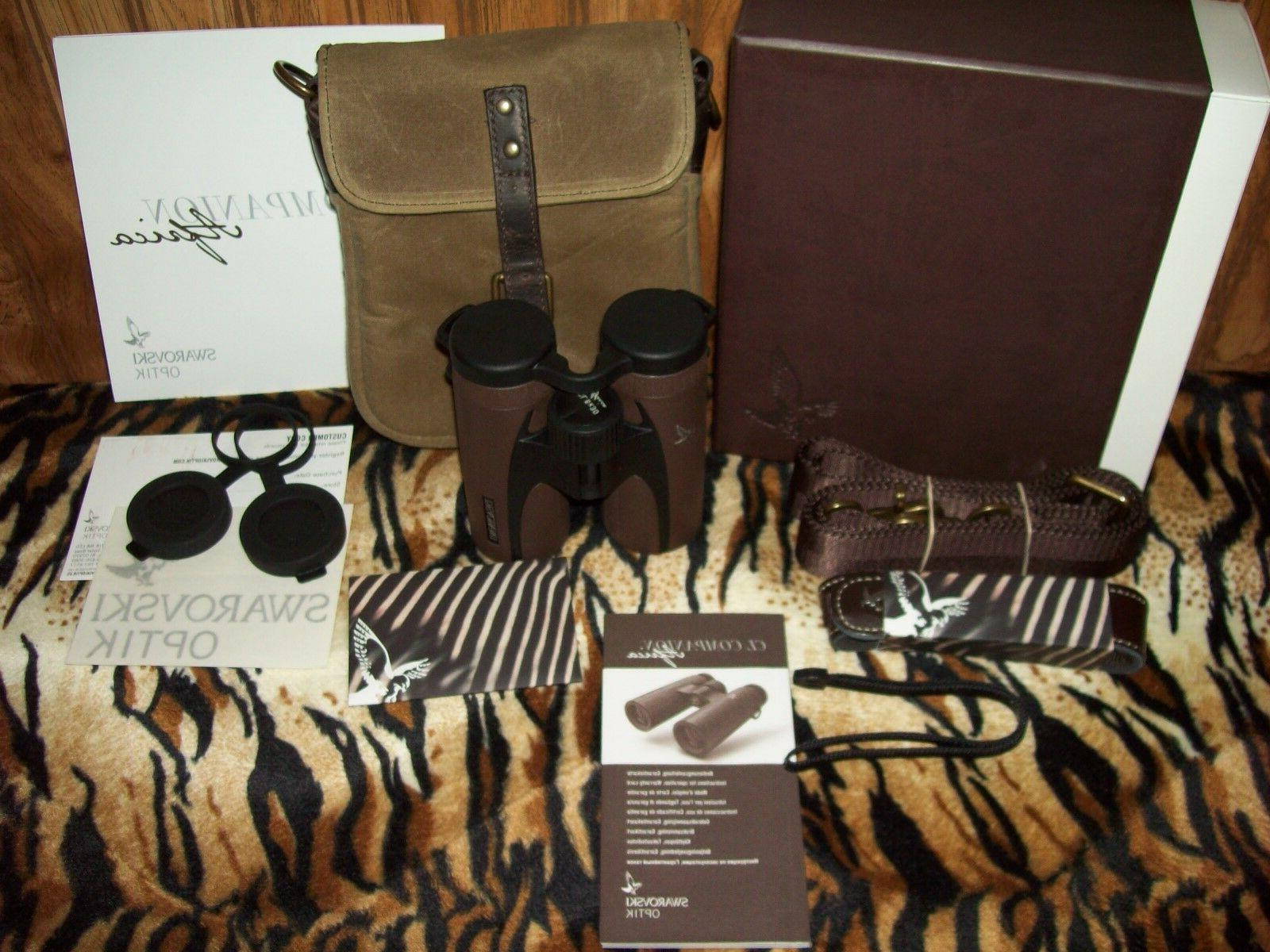 Swarovski Optik~CL 8x30 Companion Binoculars~Africa Limited