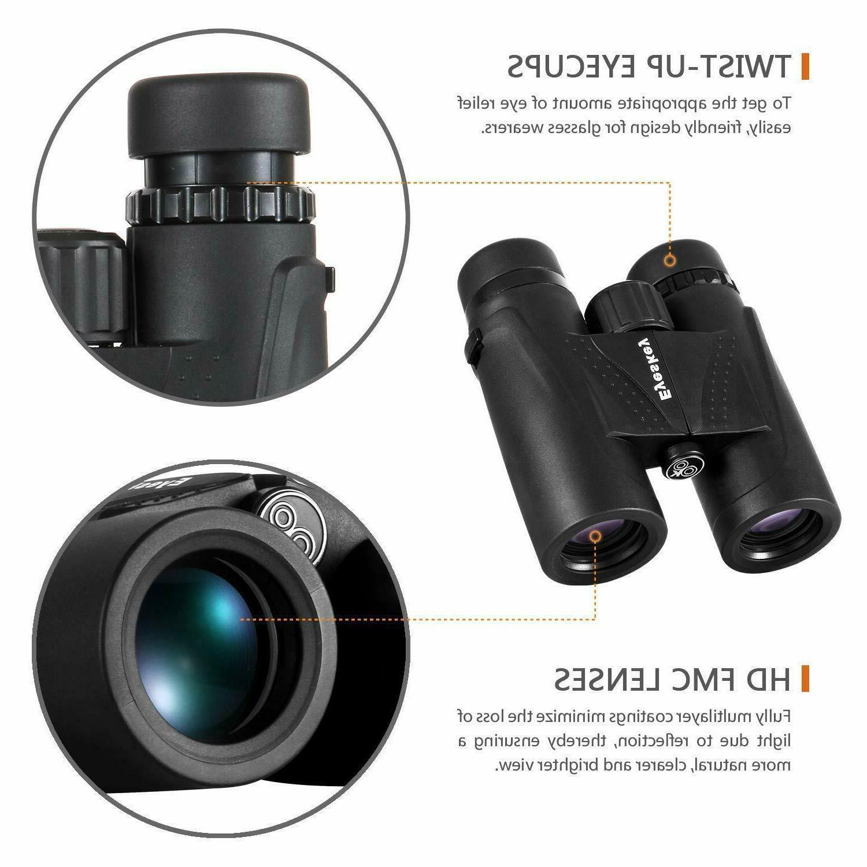 Eyeskey Binoculars Waterproof BAK4 Roo
