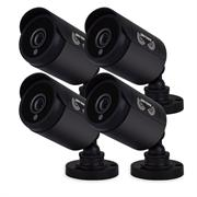 CM-HDA7B-BU 1 Megapixel Surveillance Camera - 4 Pack - Color