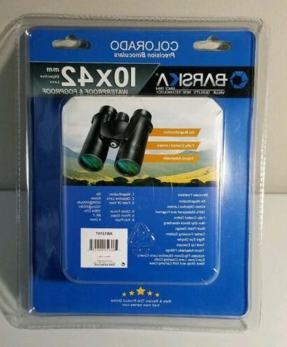 Barska Colorado Fogproof 10x42 New