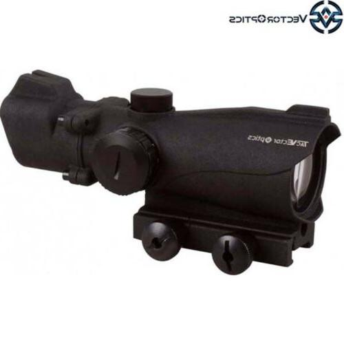 Vector Optics 2x42 Condor Scope with Red and Green Dot sight
