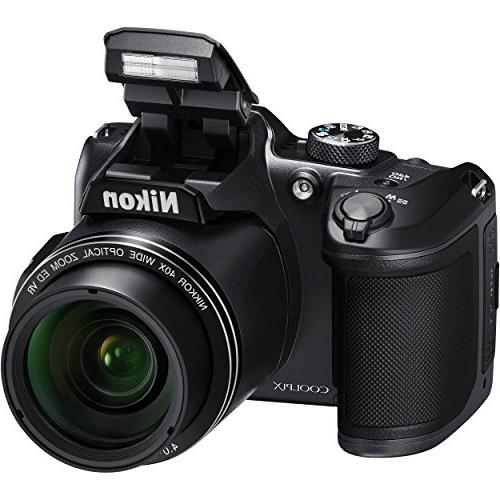 Nikon Digital Camera along with SDHC Memory Deluxe Bundle Cleaning