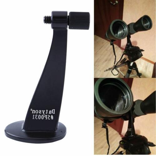 Datyson Binocular Telescope Adapter Mount Tripod Bracket Hol