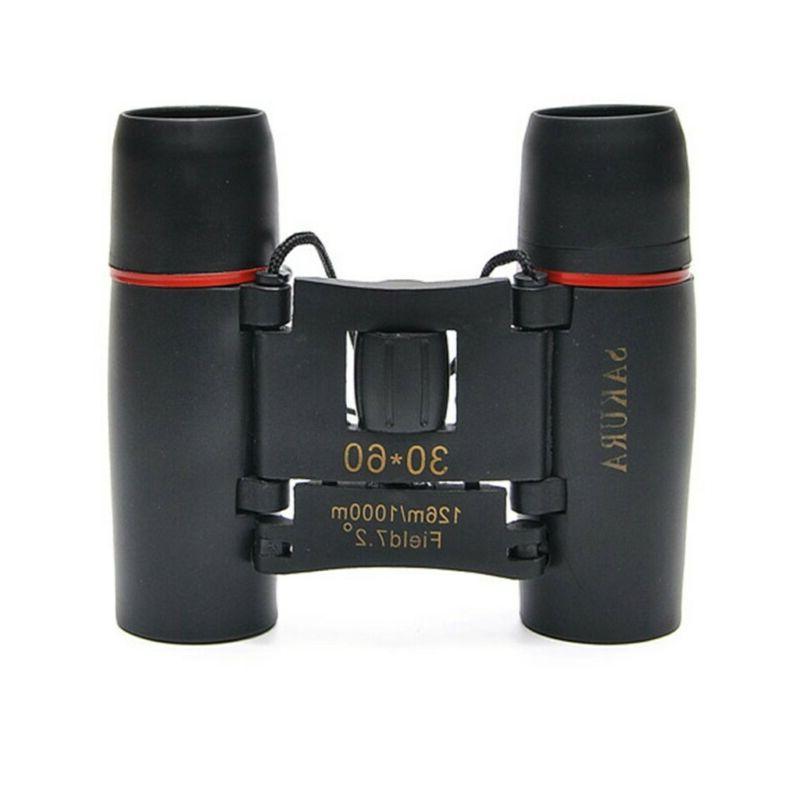 Day Binoculars x 60 Travel Conpact
