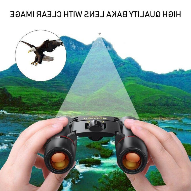 Day Binoculars 30 60 Zoom Travel Conpact New