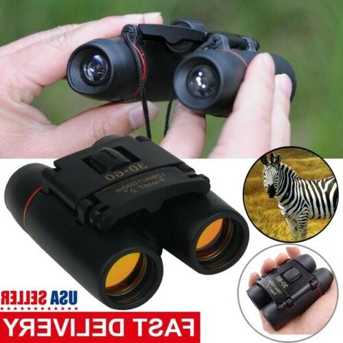 day binoculars 30 x 60 zoom outdoor