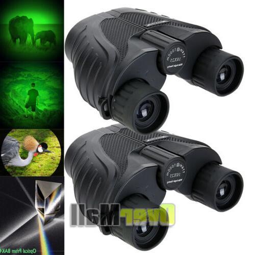 Day/Night 10-180x100 HD Military Zoom Optics Powerful Binocu