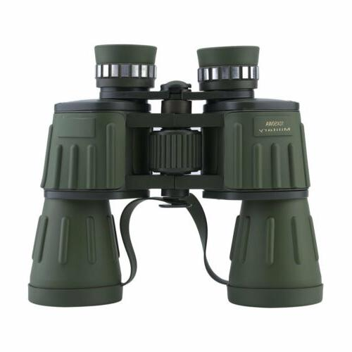 Day/Night Army Zoom Powerful Binoculars Hunting