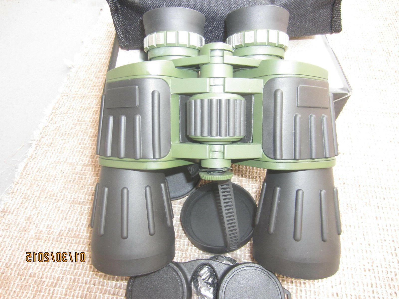 Day/Night 60x50 Military Zoom Optics Camping