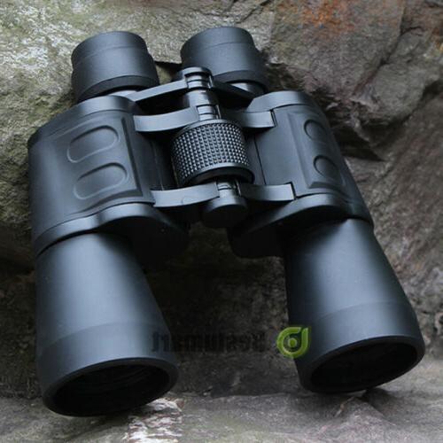 100x180 Outdoor Day&Night Military Army Zoom Binoculars Opti