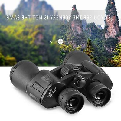 10X50 Night 10KM Binoculars Waterproof