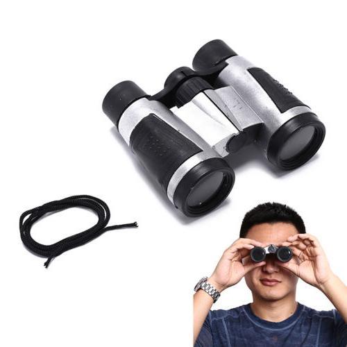 adjustable hunting binoculars folding telescope 6x30 tourism