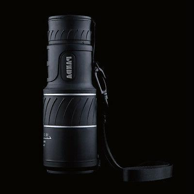 Day Vision HD Optical Monocular Camping