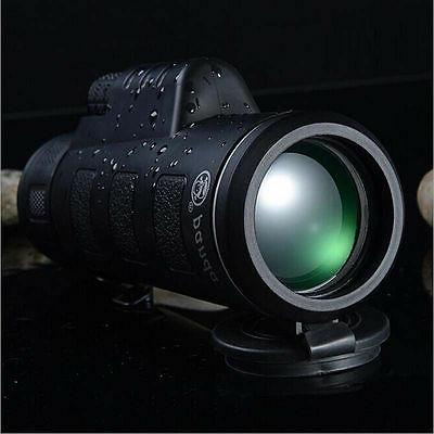 Day Vision 40x60 HD Optical Camping Hiking Telescope