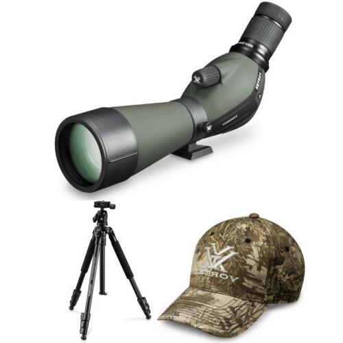 Vortex Diamondback 20-60x80 Spotting Scope  and High Country